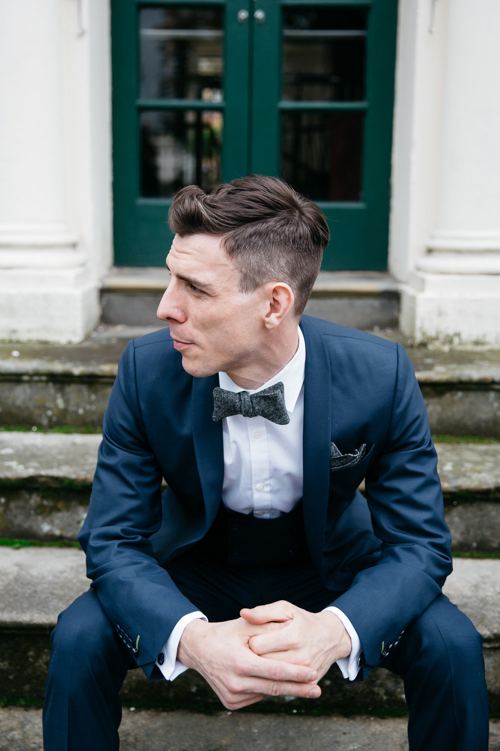 Dapper Groom at Hotel Du Vin Harrogate