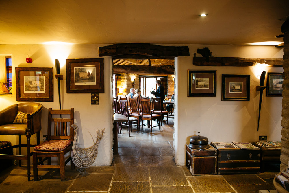 Pre wedding meeting at The Star Inn Harome Yorkshire Wedding Photography