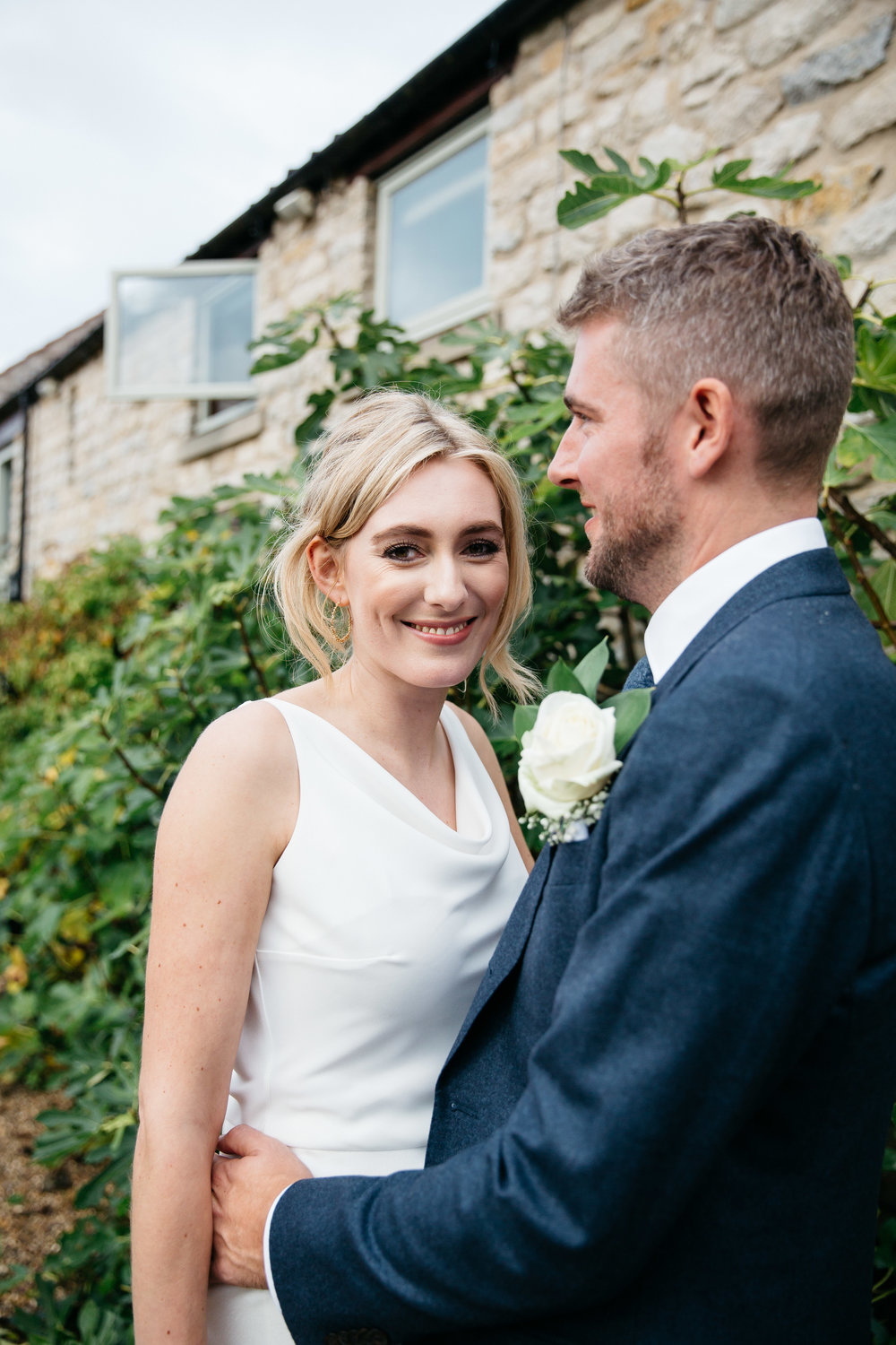 Rosie & Tom at The Star Inn at Harome Yorkshire Wedding Photography
