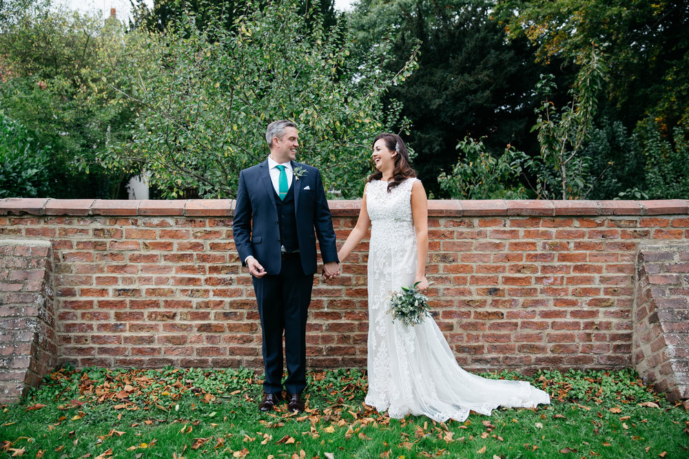 Samantha & Steve Harrogate wedding at The Crowne Inn