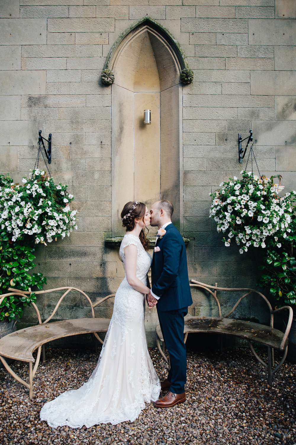 Deborah & Oliver Falcon Manor Wedding Photographer
