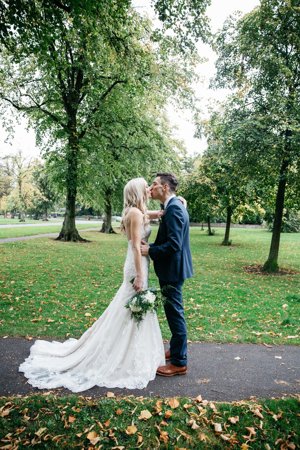 Amanda & Ryan Hotel Du Vin Harrogate Wedding Photographer