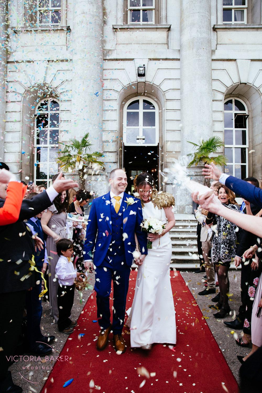 Clare & Ashley Moor Park Leeds Wedding Photographer