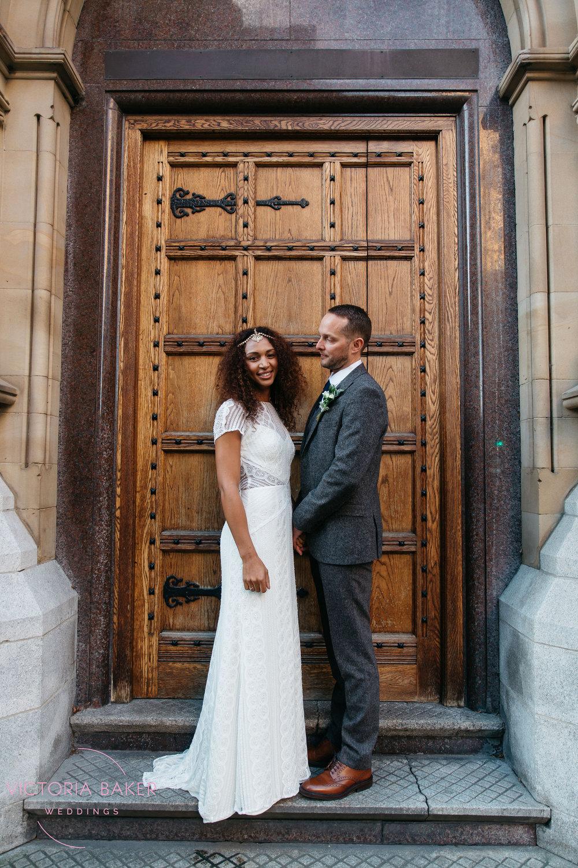 Leicia & Dan Aspire Leeds Wedding Photographer