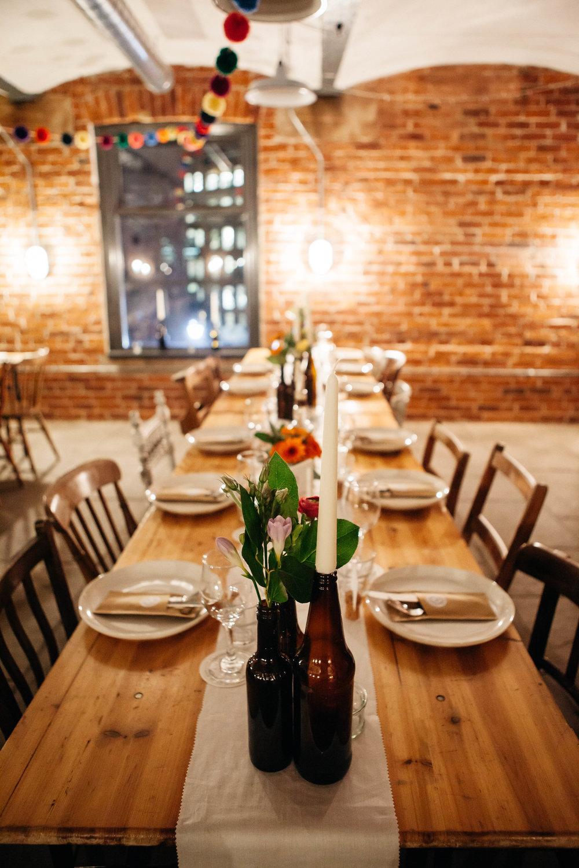Northern Monk Brewery Wedding Reception | Wedding Photographer Leeds