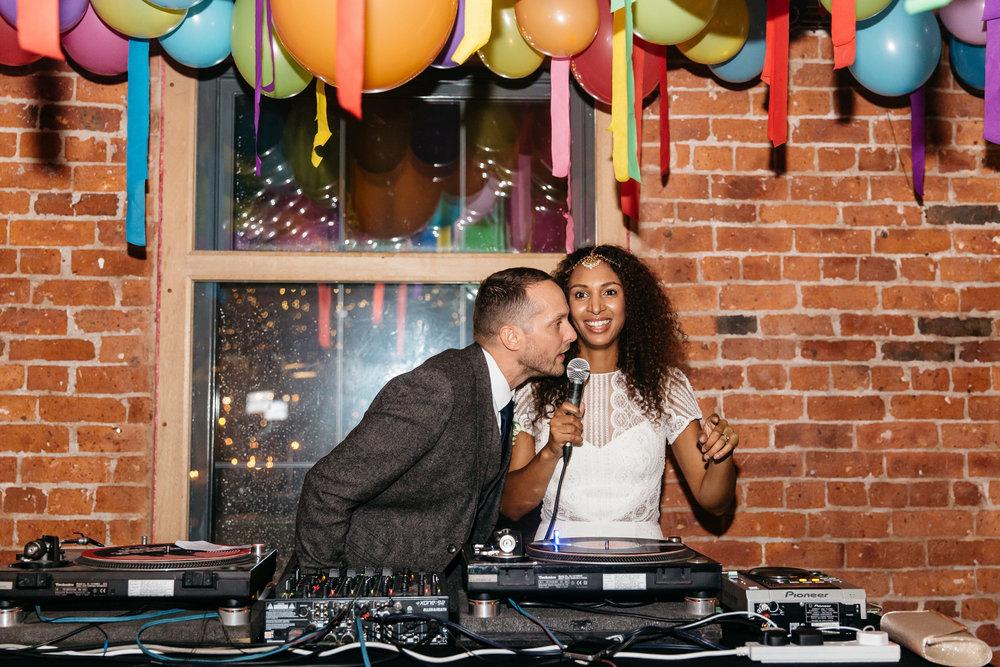 Bride and Groom Speech | Wedding Photographer Leeds
