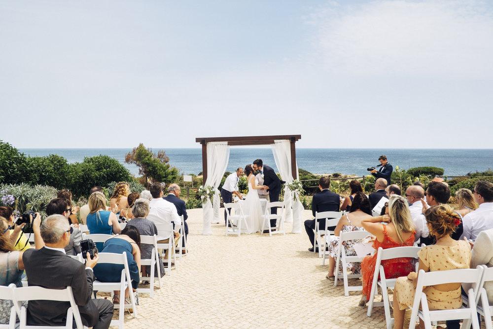 Victoria & David Destination wedding