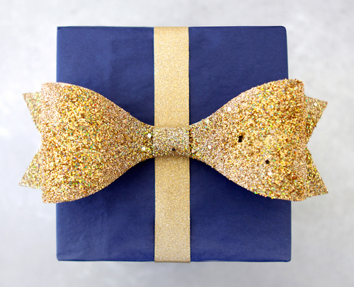 Wedding Present Glitter