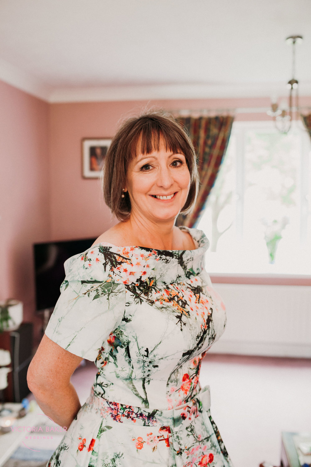 Mother of the Bride | Creative Yorkshire Wedding Photographer
