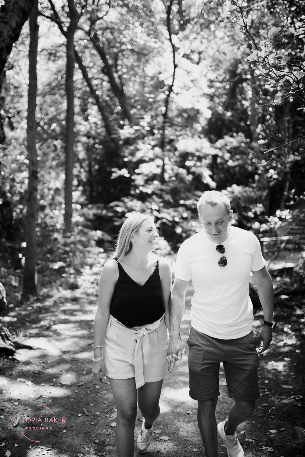 Emily & Adam Engagement session Sheffield