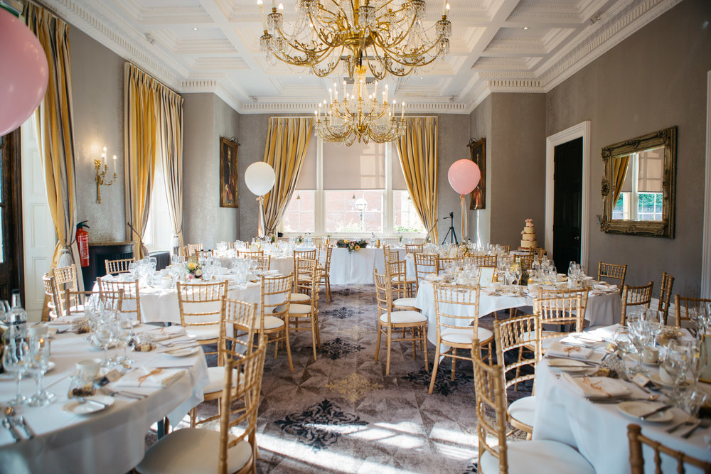 Oulton Hall Leeds Victoria Baker Weddings