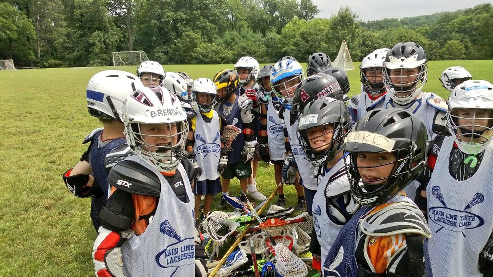 Main Line Youth Lacrosse Camp