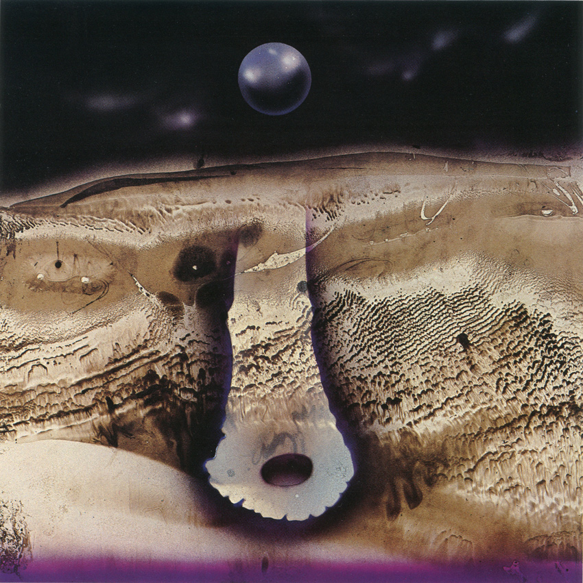 Ikuo Niida, 1975, record cover
