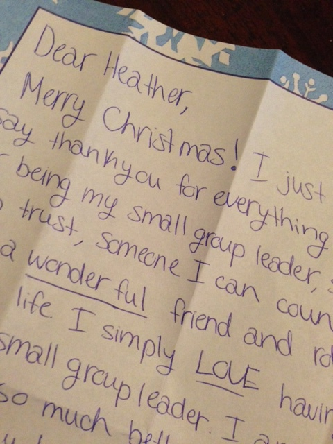 The Christmas Letter No Beauty Queen