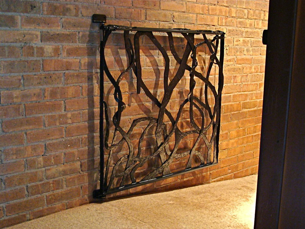 Custom forged gate