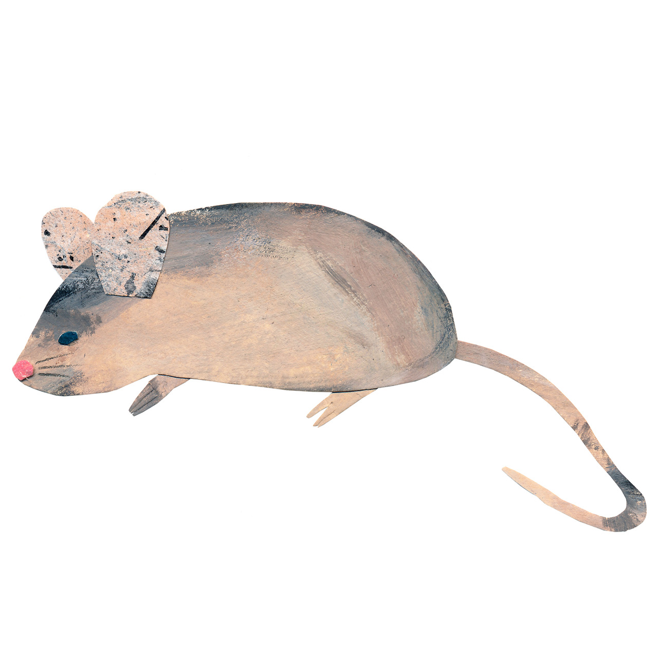 an animal a day    M  for mouse