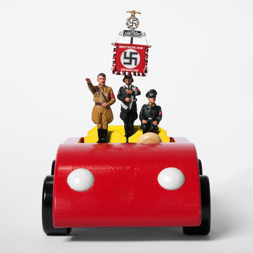THE HITLERMOBILE