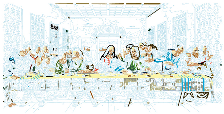 LAST SUPPER #3