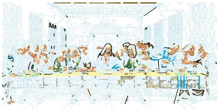 LAST SUPPER #4