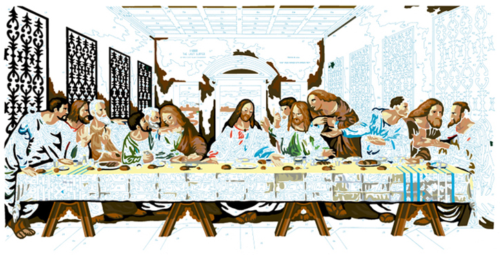 LAST SUPPER #11