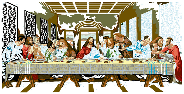 LAST SUPPER #27