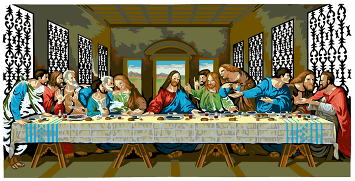 LAST SUPPER #39