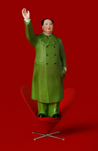 HEART CONE CHAIRMAN MAO