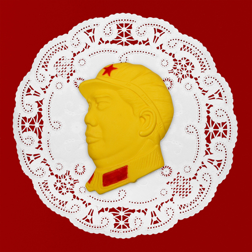 CHAIRMAN MAO IS A BIG YUMMY YELLOW COOKIE!