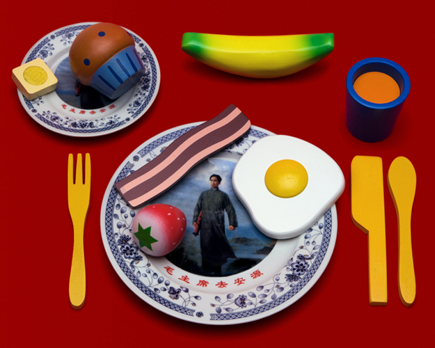 BACON & EGGS & MAO
