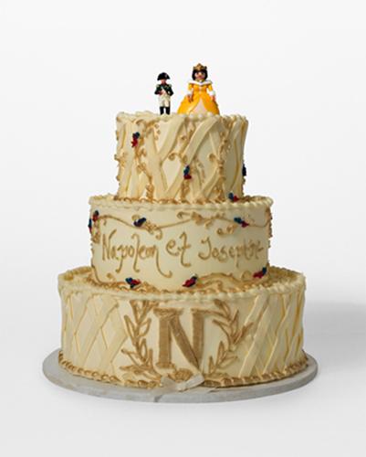 Le gâteau de mariage de Napoléon