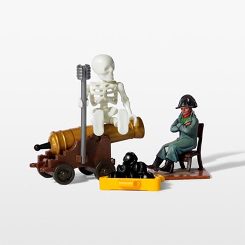 La Mort et Napoléon