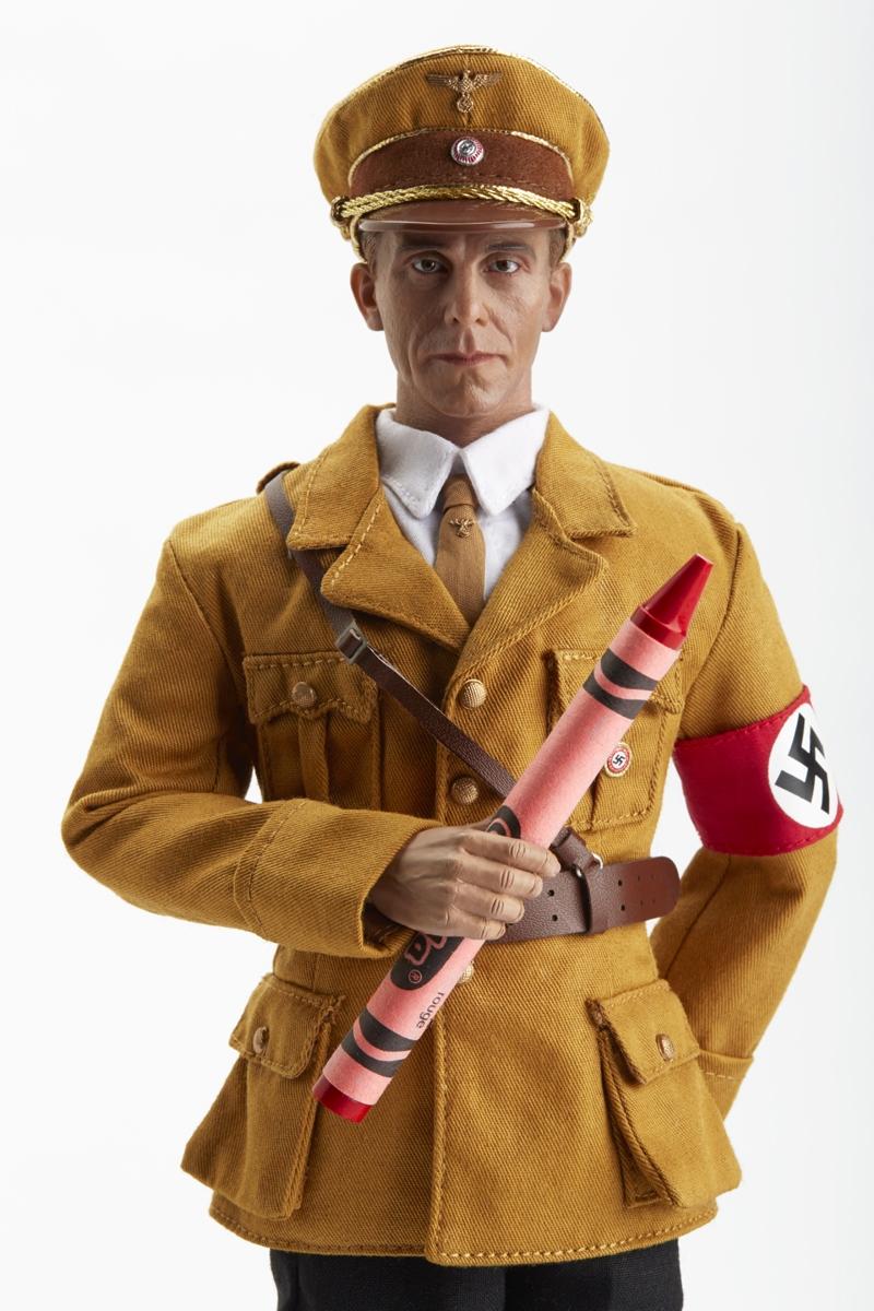 Goebbels' Crayon