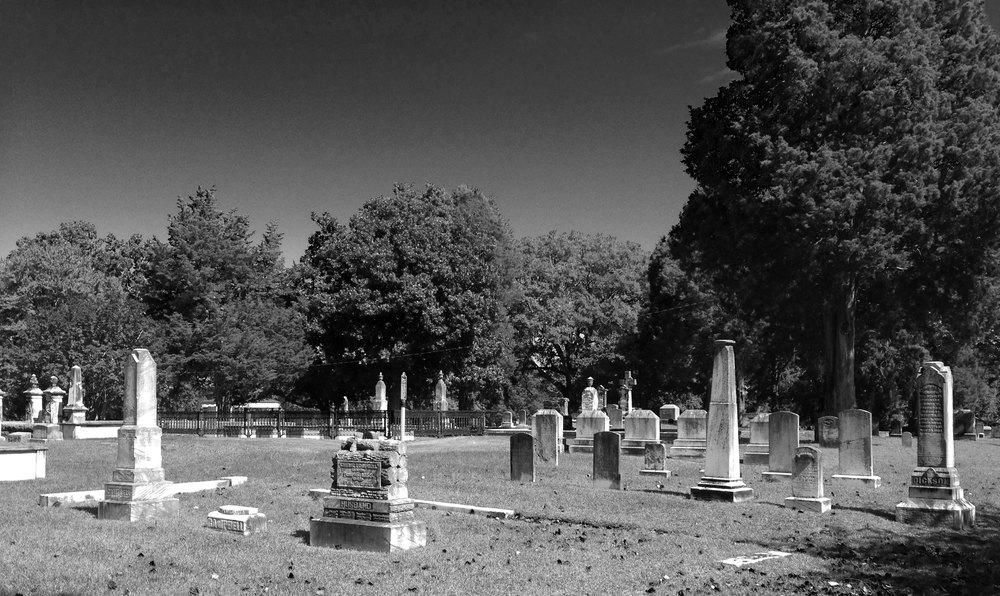 Marietta, Georgia. Confederate Cemetery