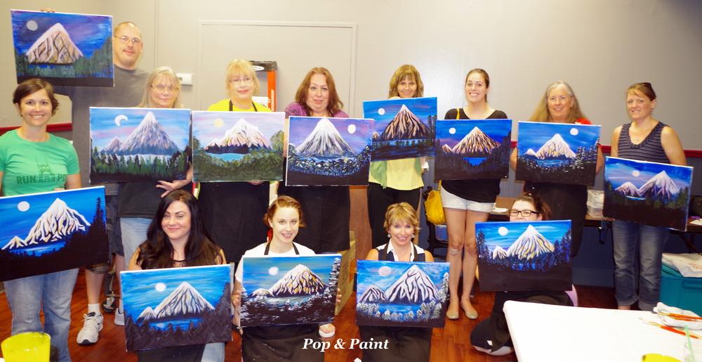 Fantastic job everyone!  You're masterpieces look amazing!