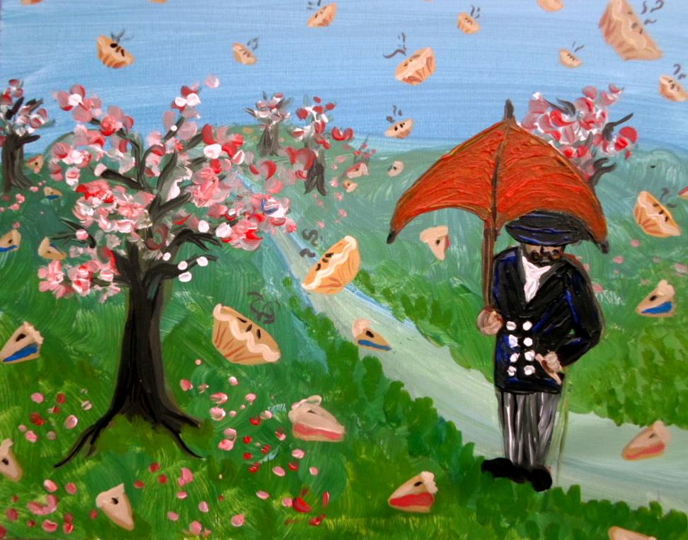 It's Raining Pie!