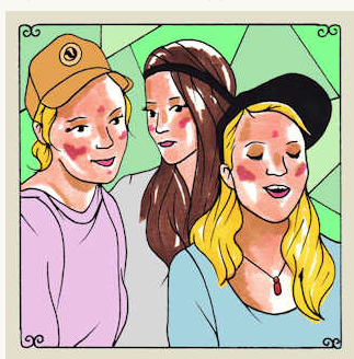 Baskery on Daytrotter