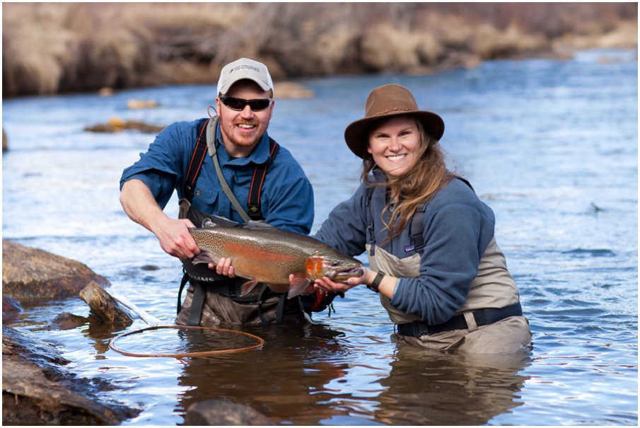 Fly Fishing I Animas River I Ginger Moose Photography