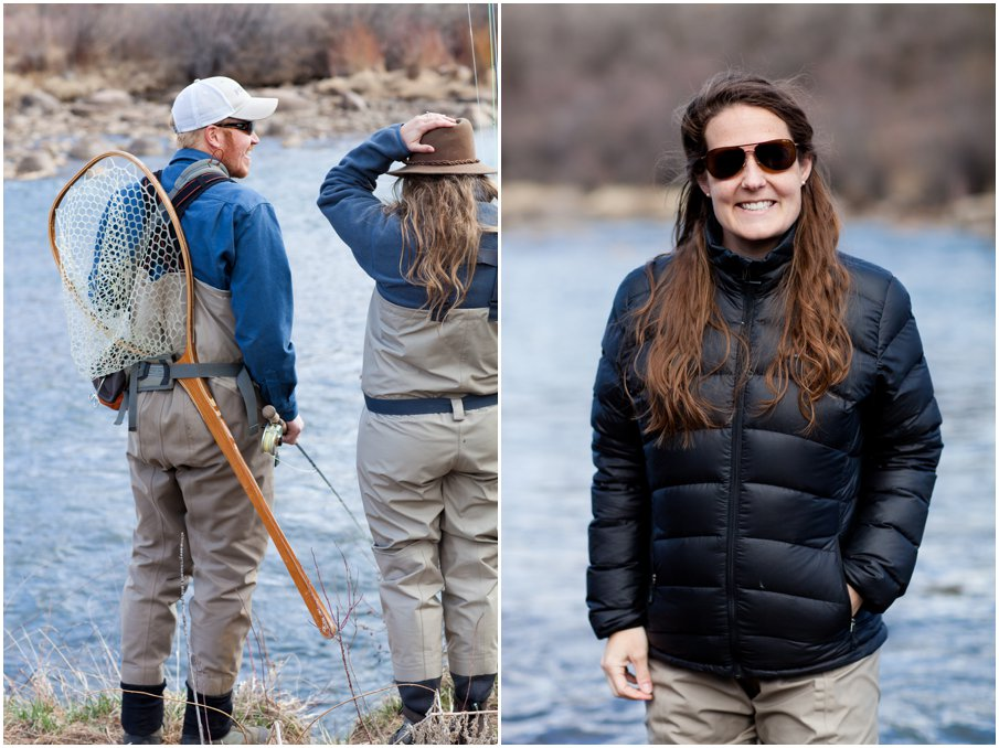 Animas River Fly Fishing I Rainbow Trout I Durango Wedding Photographer