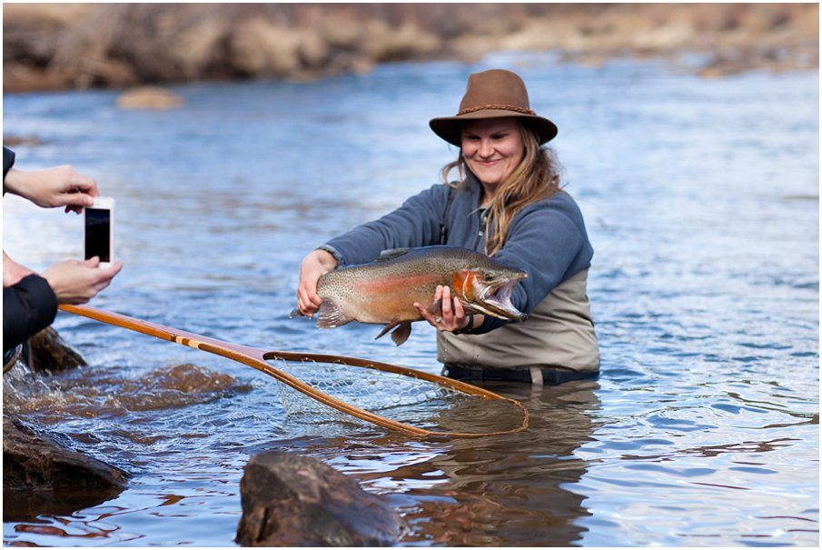 Animas River Fly Fishing I Rainbow Trout I Ginger Moose Photography