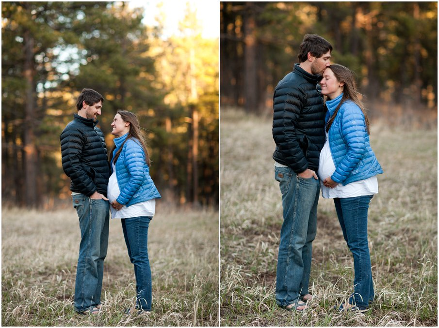 Durango Maternity Photographer // Ginger Moose Photography