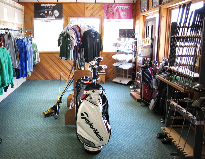 Our Pro Shop