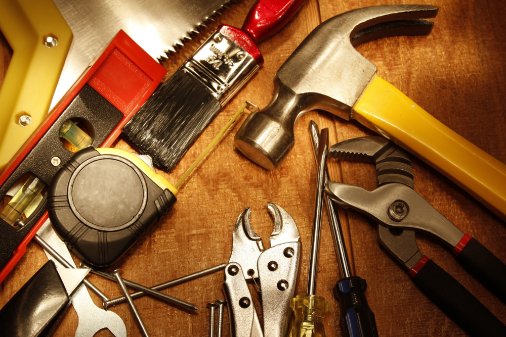Handyman Repair Tools