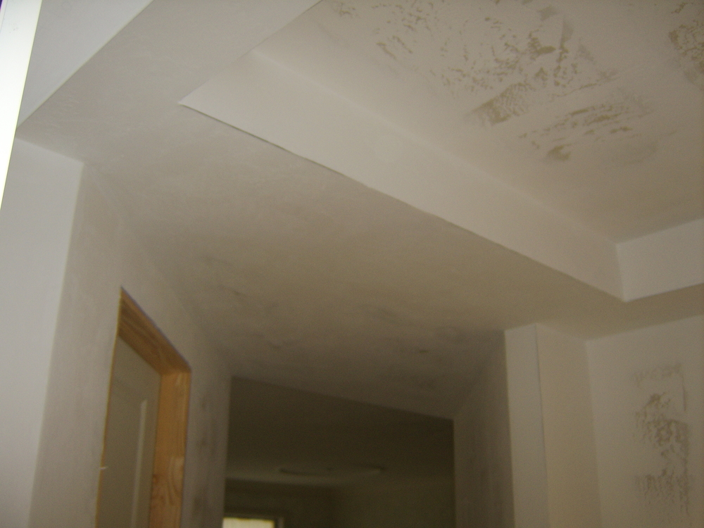 Drywall Refinishing