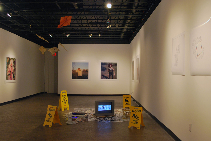 F13 Gallery, Installation, 2010