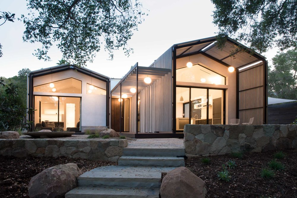 Santa Barbara Custom Home - Residential Architecture