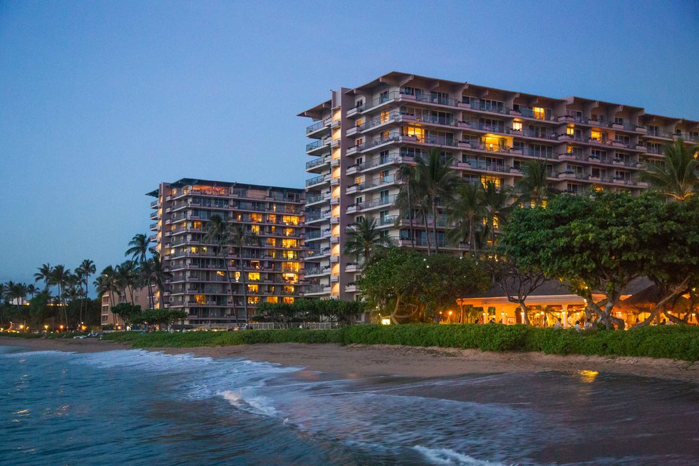 Hawaii Resorts - Commercial Architecture