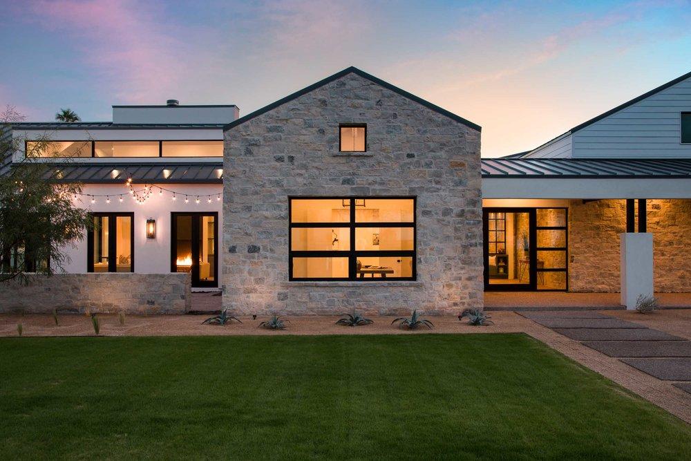 Phoenix Custom Remodel - Residential Architecture