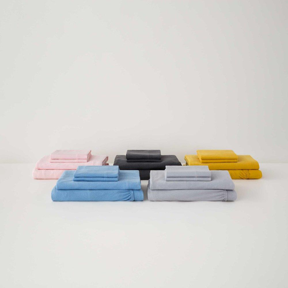 Tuft & Needle Jersey Sheets - Product Minimal