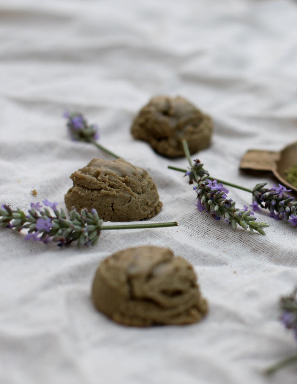 how to make green tea cookies