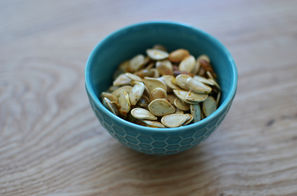wit + aroma roasted pumpkin seeds